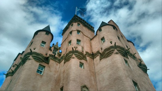 Craigievar Castle 01