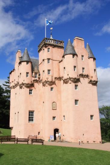 Craigievar Castle 03