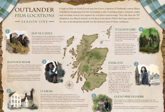 Outlander Film Location